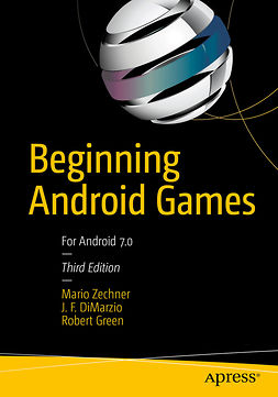 DiMarzio, J. F. - Beginning Android Games, e-kirja