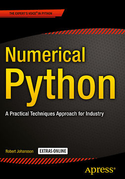 Johansson, Robert - Numerical Python, e-kirja