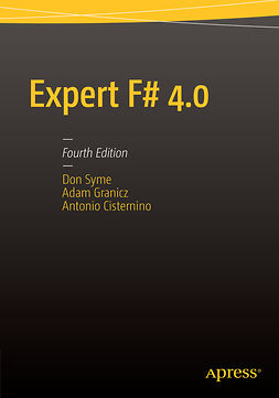 Cisternino, Antonio - Expert F# 4.0, ebook