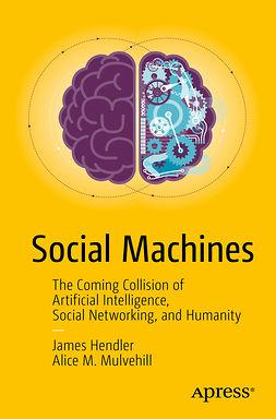 Hendler, James - Social Machines, e-bok