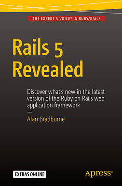 Bradburne, Alan - Rails 5 Revealed, ebook
