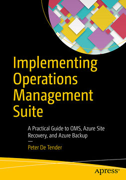 Tender, Peter De - Implementing Operations Management Suite, ebook