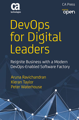Ravichandran, Aruna - DevOps for Digital Leaders, e-bok