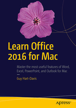 Hart-Davis, Guy - Learn Office 2016 for Mac, e-kirja