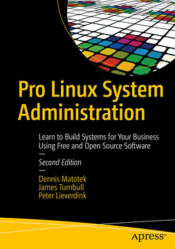 Lieverdink, Peter - Pro Linux System Administration, ebook