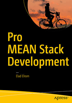 Elrom, Elad - Pro MEAN Stack Development, ebook