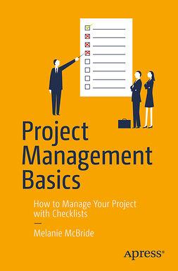 McBride, Melanie - Project Management Basics, ebook