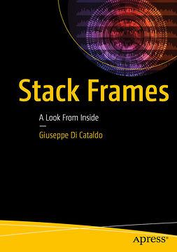 Cataldo, Giuseppe Di - Stack Frames, e-bok