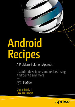 Hellman, Erik - Android Recipes, e-bok