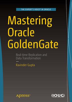 Gupta, Ravinder - Mastering Oracle GoldenGate, e-bok