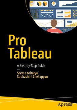 Acharya, Seema - Pro Tableau, ebook