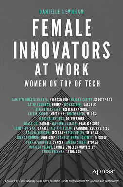 Newnham, Danielle - Female Innovators at Work, ebook