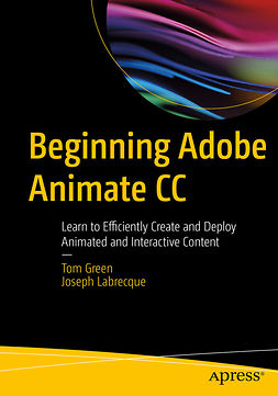 GREEN, TOM - Beginning Adobe Animate CC, e-bok