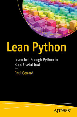 Gerrard, Paul - Lean Python, ebook