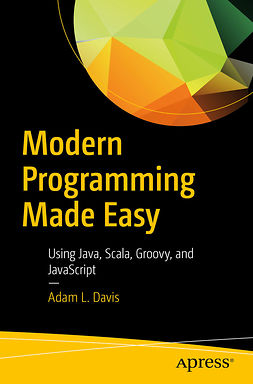 Davis, Adam L. - Modern Programming Made Easy, ebook