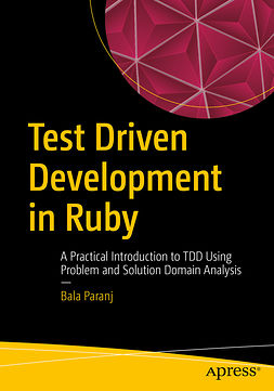 Paranj, Bala - Test Driven Development in Ruby, e-kirja