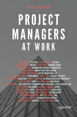 Harpham, Bruce - Project Managers at Work, ebook