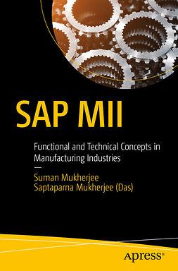 (Das), Saptaparna Mukherjee - SAP MII, e-kirja