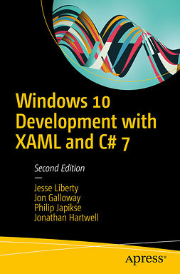 Galloway, Jon - Windows 10 Development with XAML and C# 7, ebook
