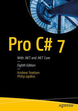 Japikse, Philip - Pro C# 7, e-kirja