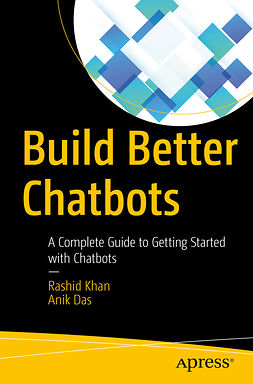 Das, Anik - Build Better Chatbots, ebook
