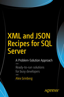Grinberg, Alex - XML and JSON Recipes for SQL Server, ebook