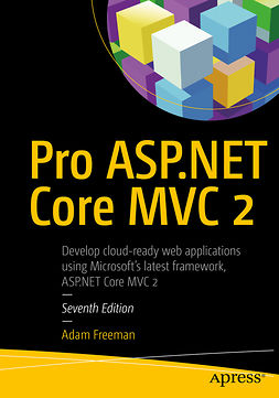 Freeman, Adam - Pro ASP.NET Core MVC 2, ebook