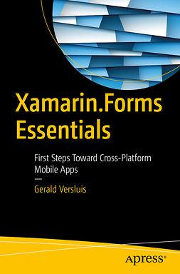 Versluis, Gerald - Xamarin.Forms Essentials, ebook