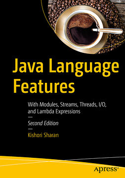 Sharan, Kishori - Java Language Features, ebook