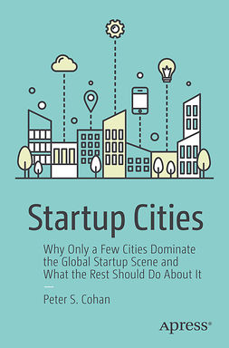 Cohan, Peter S. - Startup Cities, ebook