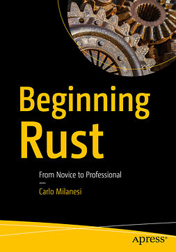 Milanesi, Carlo - Beginning Rust, ebook