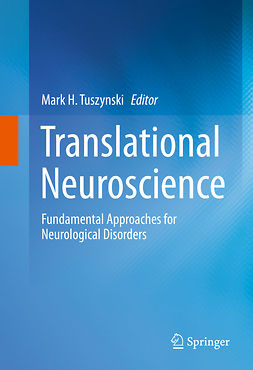 Tuszynski, Mark H. - Translational Neuroscience, e-bok