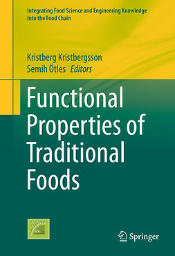 Kristbergsson, Kristberg - Functional Properties of Traditional Foods, e-bok