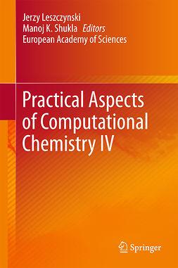 Leszczynski, Jerzy - Practical Aspects of Computational Chemistry IV, ebook