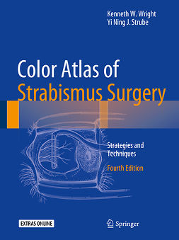 Strube, Yi Ning J. - Color Atlas of Strabismus Surgery, ebook