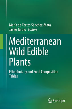 Sánchez-Mata, María de Cortes - Mediterranean Wild Edible Plants, e-bok