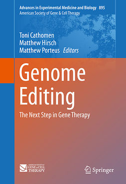 Cathomen, Toni - Genome Editing, ebook