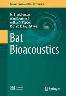 Fay, Richard R. - Bat Bioacoustics, ebook