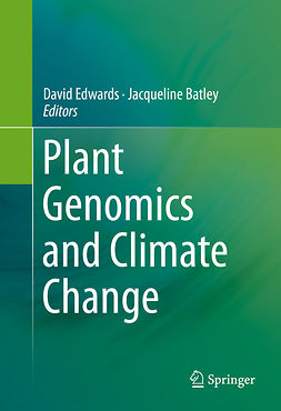 Batley, Jacqueline - Plant Genomics and Climate Change, ebook
