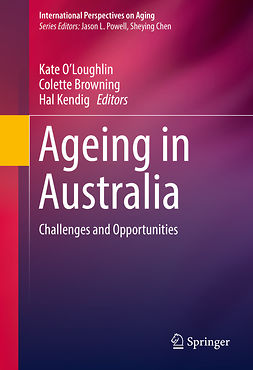 Browning, Colette - Ageing in Australia, ebook