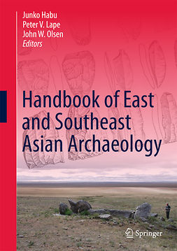 Habu, Junko - Handbook of East and Southeast Asian Archaeology, e-bok