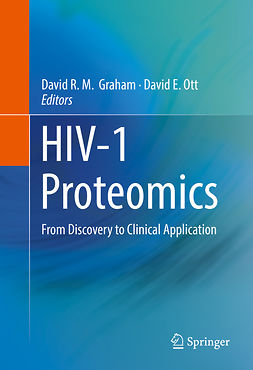 Graham, David R. M. - HIV-1 Proteomics, ebook