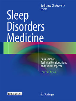 Chokroverty, Sudhansu - Sleep Disorders Medicine, ebook