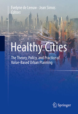 Leeuw, Evelyne de - Healthy Cities, ebook