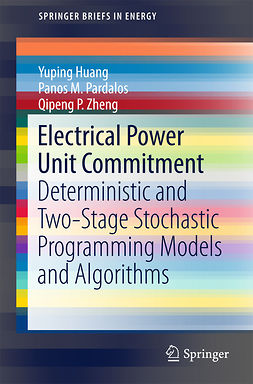 Huang, Yuping - Electrical Power Unit Commitment, ebook