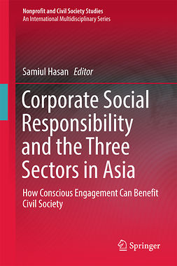 Hasan, Samiul - Corporate Social Responsibility and the Three Sectors in Asia, e-bok