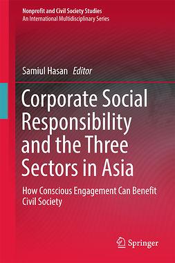 Hasan, Samiul - Corporate Social Responsibility and the Three Sectors in Asia, e-kirja