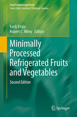 Wiley, Robert C. - Minimally Processed Refrigerated Fruits and Vegetables, ebook