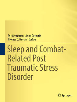 Germain, Anne - Sleep and Combat-Related Post Traumatic Stress Disorder, e-kirja
