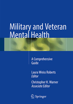 Roberts, Laura Weiss - Military and Veteran Mental Health, e-bok